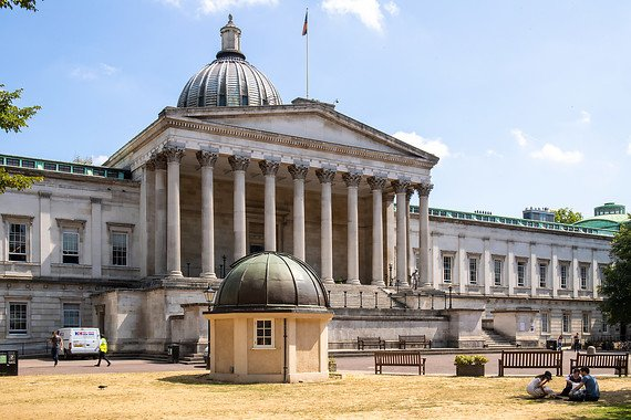 The 'Big Meet' at UCL – A Seminal Moment for Leadership of the Built Environment